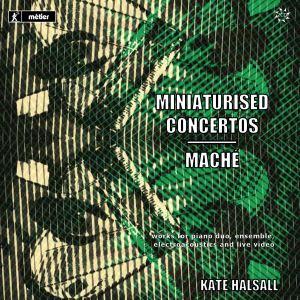 Miniaturised Concertos Cover